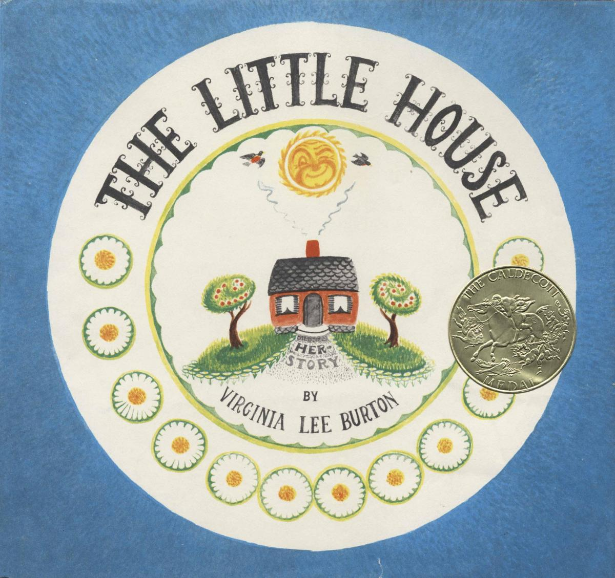 perfect personification the little house