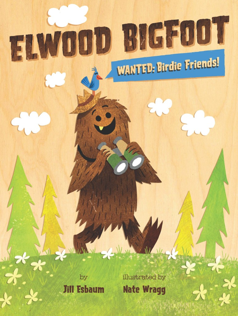 Elwood Bigfoot - Cover