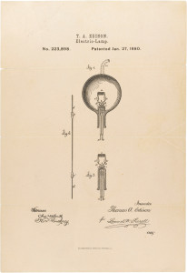 Edison-patent-light-bulb-l