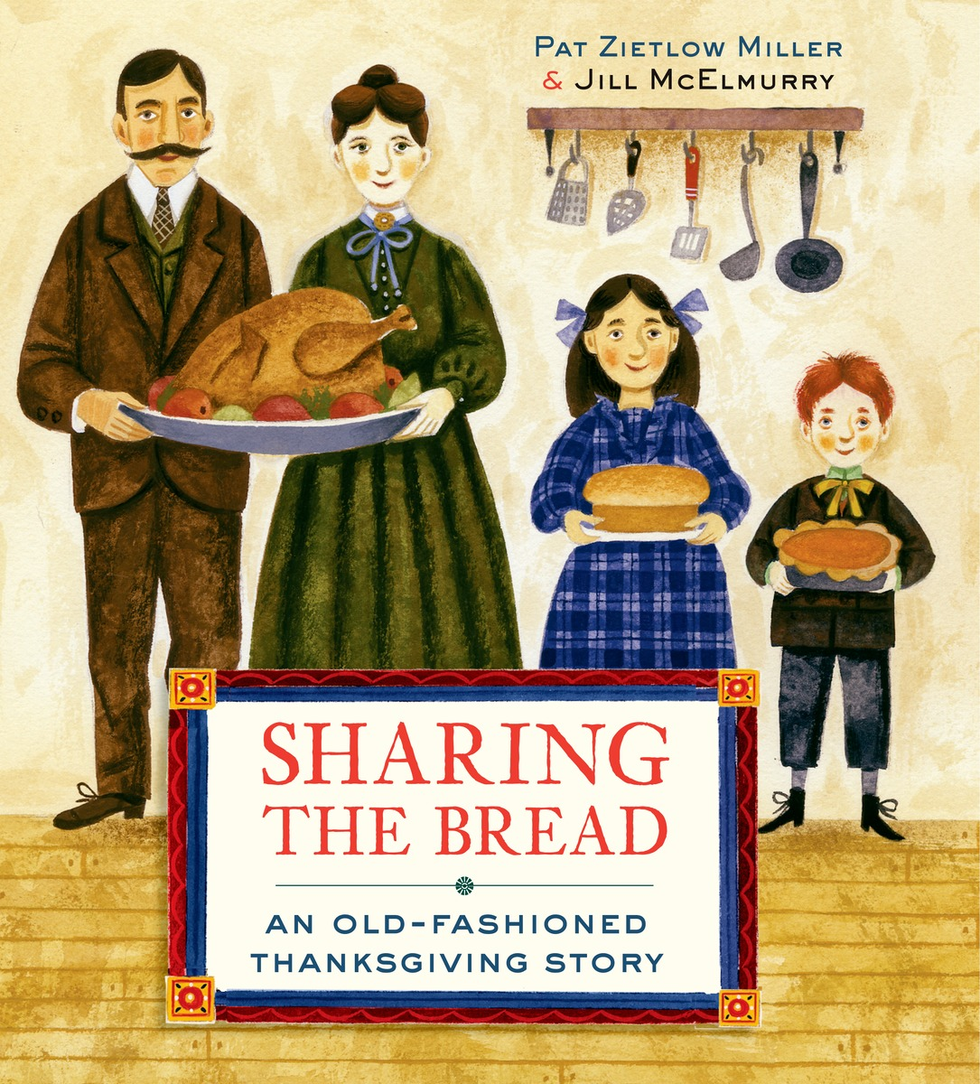 Image result for sharing the bread cover picture