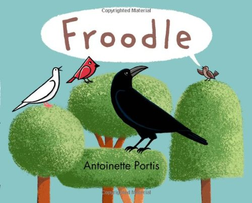 Froodle cover