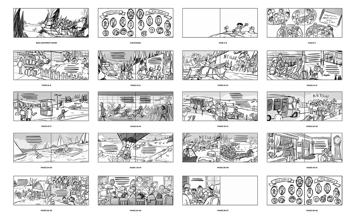 Kim Smith: Layouts