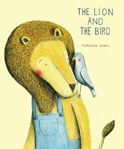The Lion and the Bird cover