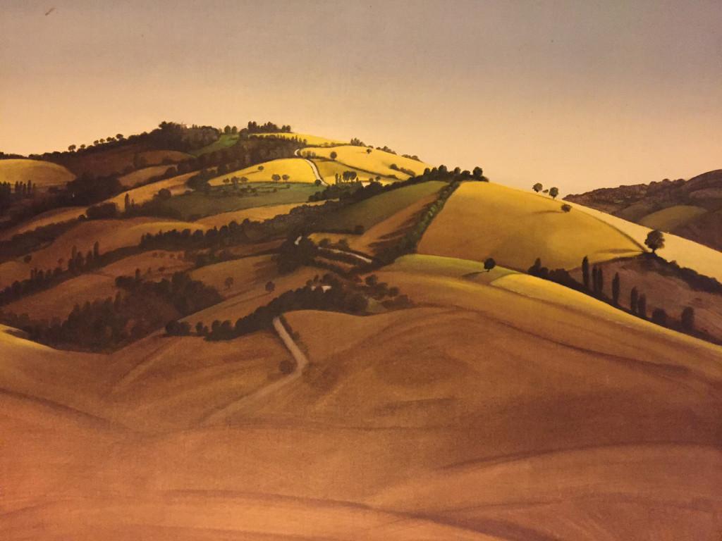 painting by Giovanni Mulazzani