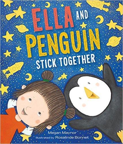 Ella:Penguin cover