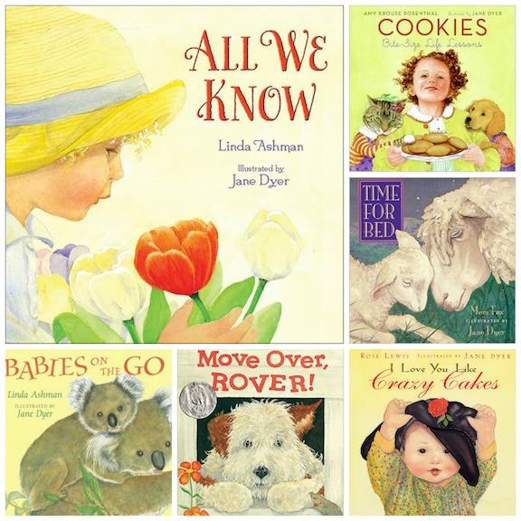 Jane Dyer Book Sample