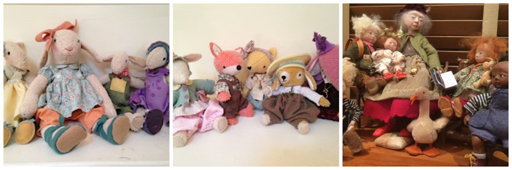 Jane Dyer's Stuffed Animals and Dolls