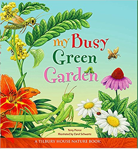 My Busy Green Garden, Author Interview + a Giveaway!