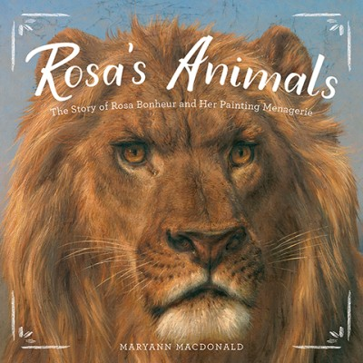ROSA\'S ANIMALS, by Maryann Macdonald, Plus a Little This \'n That
