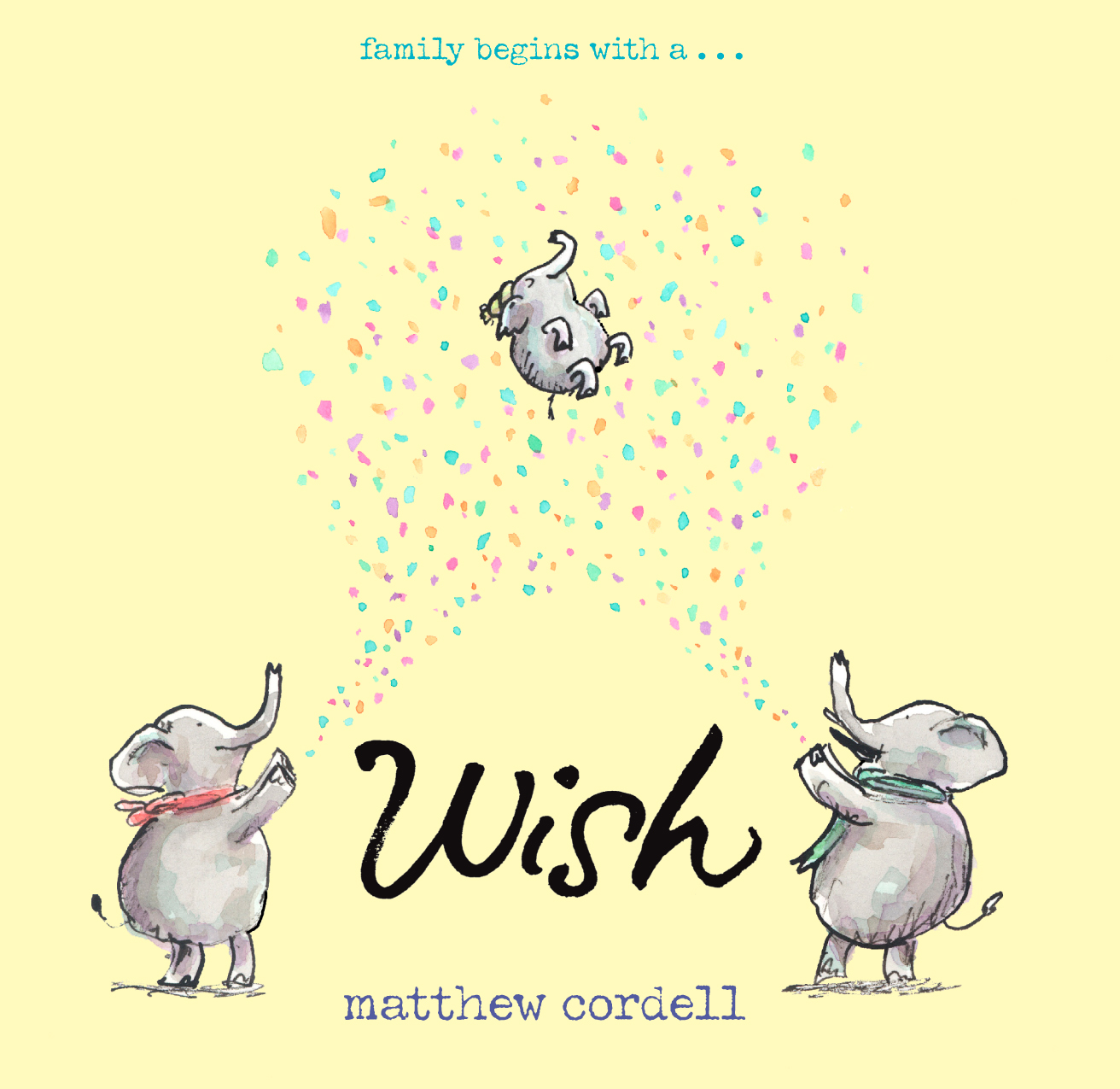 WISH: Interview with Matthew Cordell (+BEAR ISLAND GIVEAWAY)
